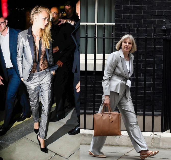 Sivo odelo svaka nosi na svoj način