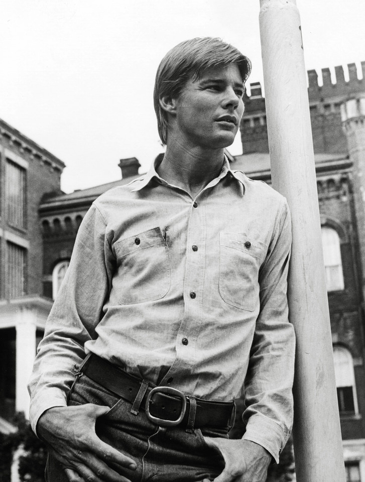 "Jan-Michael Vincent w filmie ""Going Home"" (1971)"