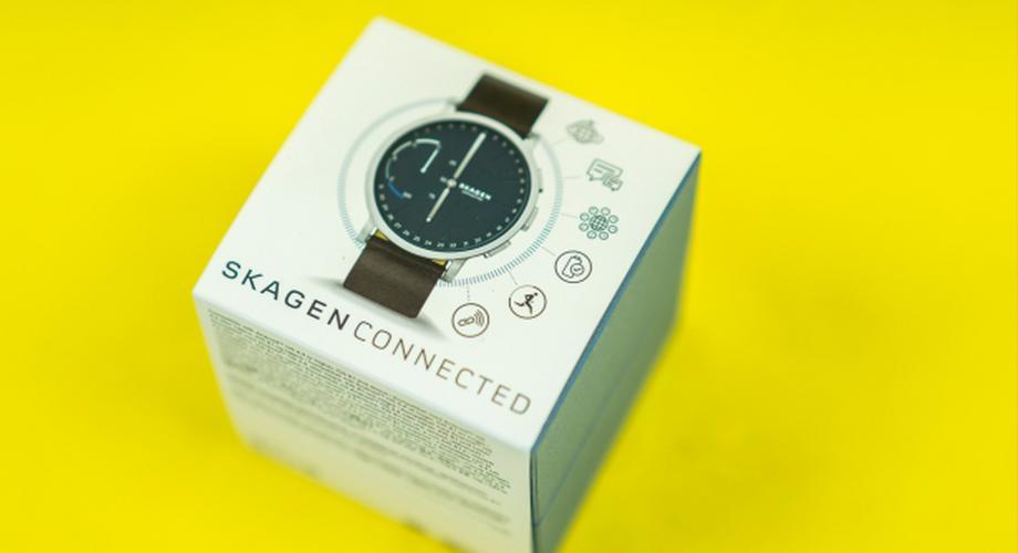 Test: Skagen Hagen Connected – stylische Hybrid-Smartwatch