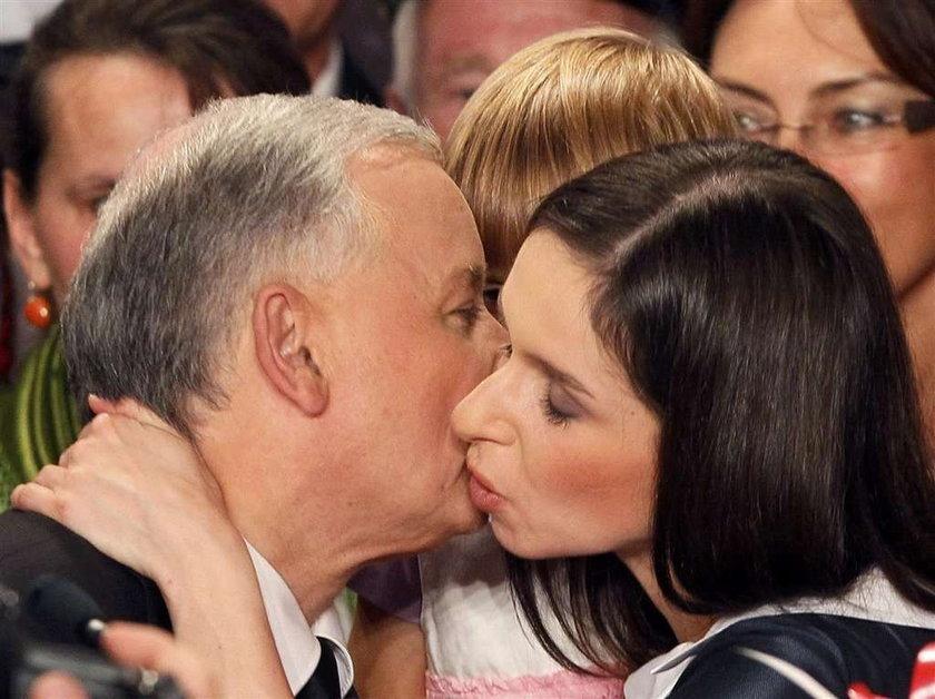 Marta Kaczyńska: Dla mnie stryj wygrał!
