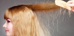 Włosy się elektryzują? Jest na to sposób