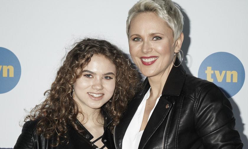 Córka Anny Samusionek chce swoją przyszłość związać z branżą filmową