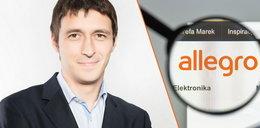 19-letni Polak stawiał Allegro w piwnicy. Teraz firma idzie na giełdę po 8 mld zł