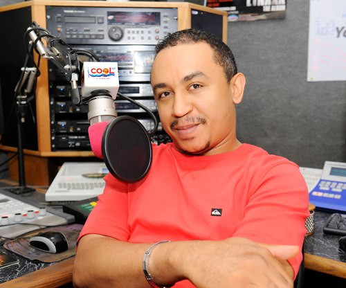 Daddy Freeze has called out Yul Edochie over the tweet he shared about a day ago on prayers and evil people.