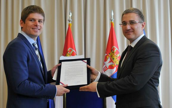 Gujon postaje državljanin Srbije