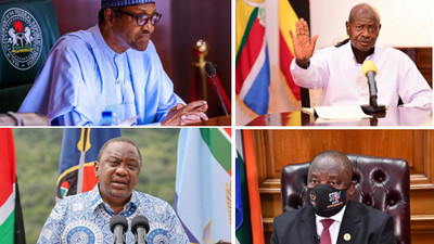 Here are 15 of the highest paid African leaders in 2021.