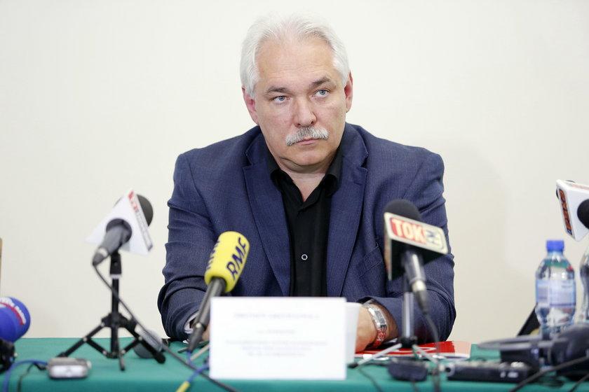 Zbigniew Grzywnowicz, dyrektor ZCO