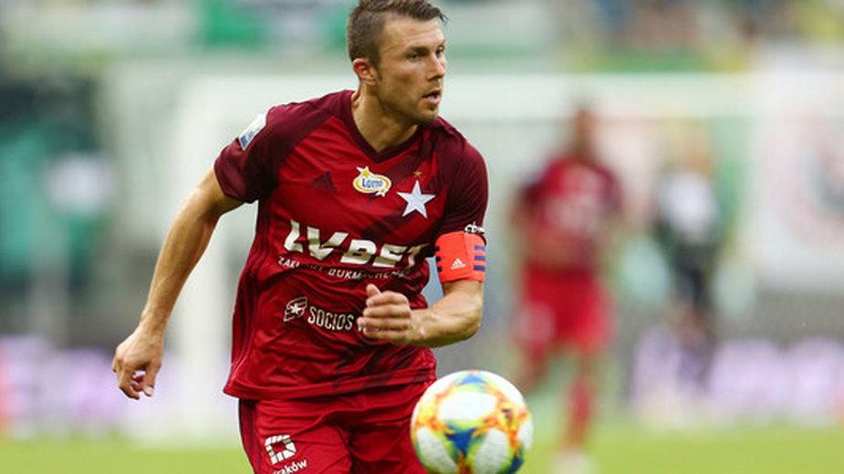 Rafał Boguski występował w Wiśle Kraków od 2006 roku