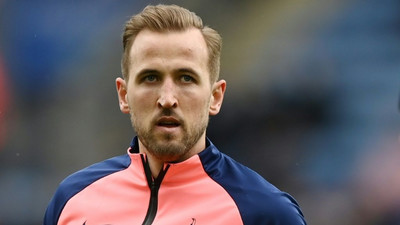Man City make £100m move for Kane - reports