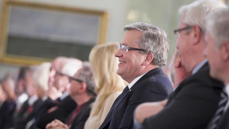 """""""Partia reform"""" umiera. Komorowski krytykuje premiera i rząd"""