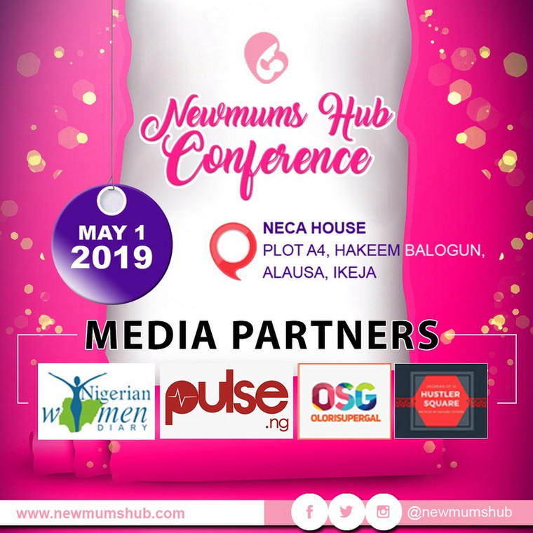 New Mums Hub Empowerment Conference: Mums Making Moves 2019