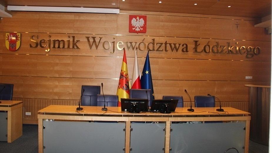 Sejmik Województwa Łódzkiego