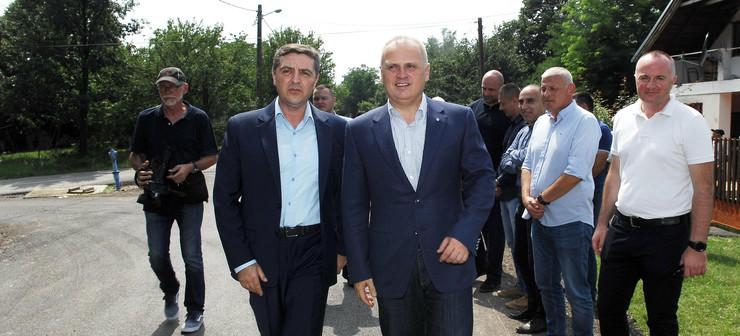 Izgradnja puta Vranić Beograd Goran Vesić 2