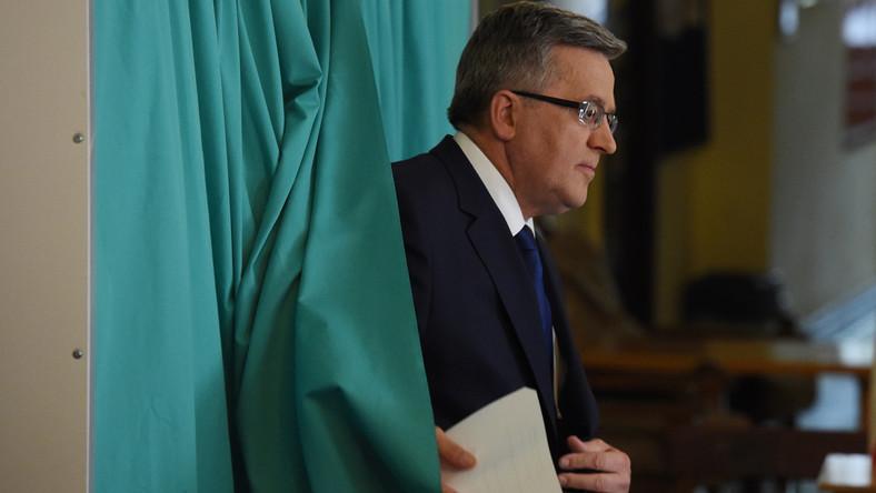 Szejnfeld: Wczoraj odbyły się wybory parlamentarne
