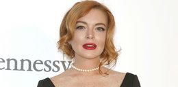 Lindsay Lohan dostała w twarz na ulicy!