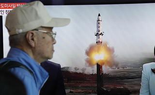 Korea Południowa: Program rakietowy Korei Północnej rozwija się szybciej, niż zakładano