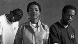 Pras Michel, Ms. Lauryn Hill and Wyclef Jean. (BBC)
