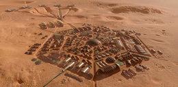 Studenci zaprojektowali miasto na Marsie!