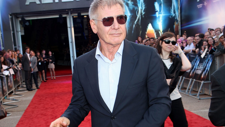 Harrison Ford gwiazdą Bollywoodu?