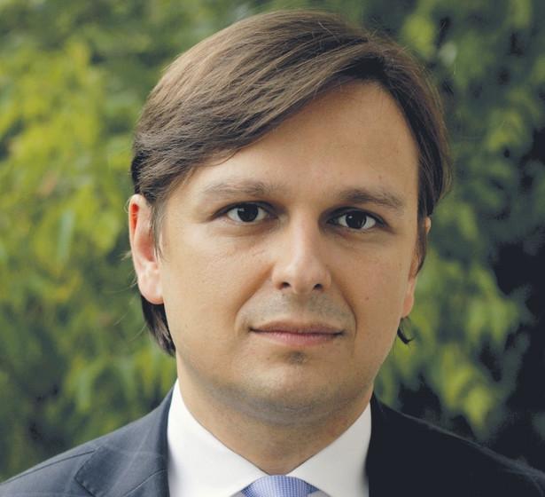 Piotr Barczak, adwokat.
