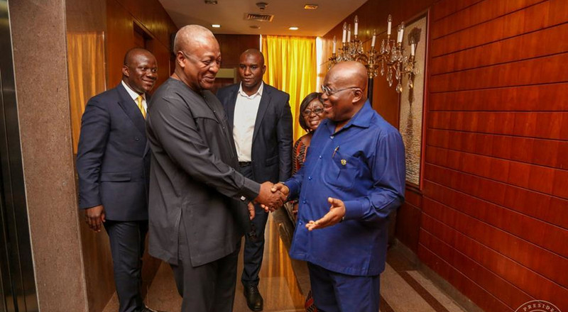 Coronavirus: Ghana's former President urges government to act even as the nation prays after cases surge to 52