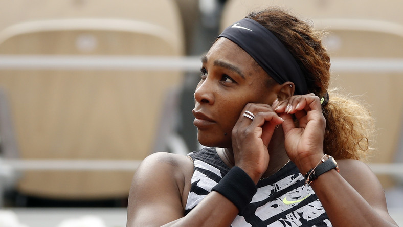 Serena Williams w drugiej rundzie French Open