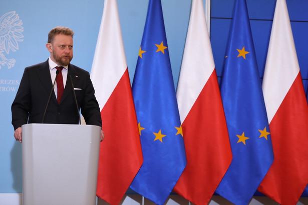 W piątek odbędzie się spotkanie ministrów zdrowia Unii Europejskiej, dotyczące sytuacji epidemiologicznej w Europie – poinformował minister zdrowia Łukasz Szumowski.