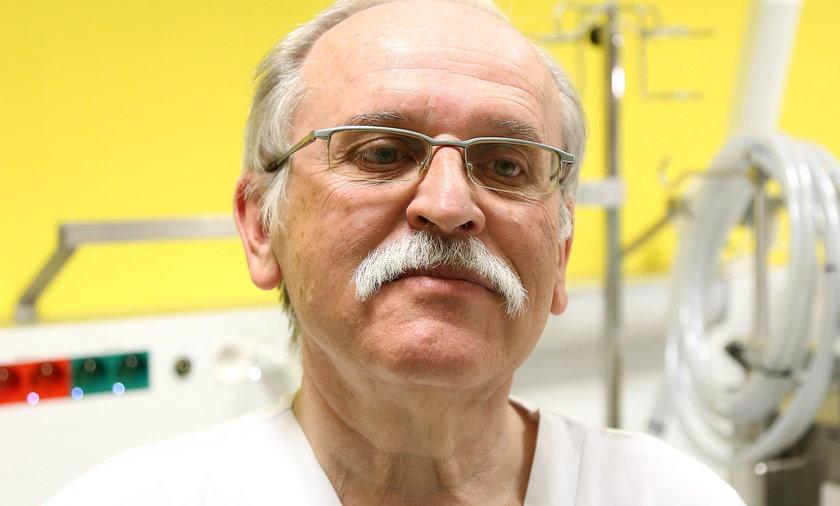 Znany kardiochirurg: Odczepcie się od Wałęsy!