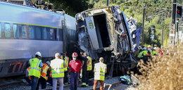 Dwie osoby zginęły, ponad 50 rannych w wypadku kolejowym