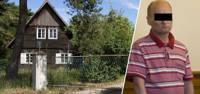 Nazywano go polskim Fritzlem. Dwa lata więził żonę w piwnicy, braciom pozwalał gwałcić ją za 20 zł