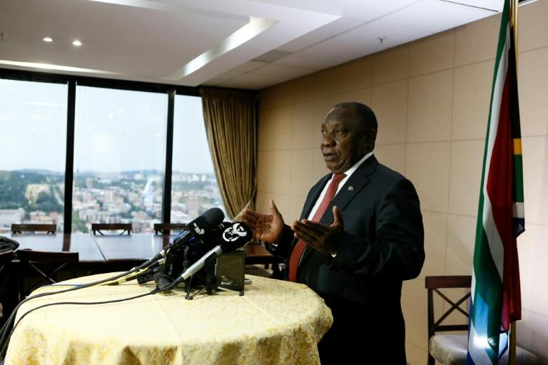 South African President Cyril Ramaphosa has announced a 21-day national lockdown to start at midnight on March 26