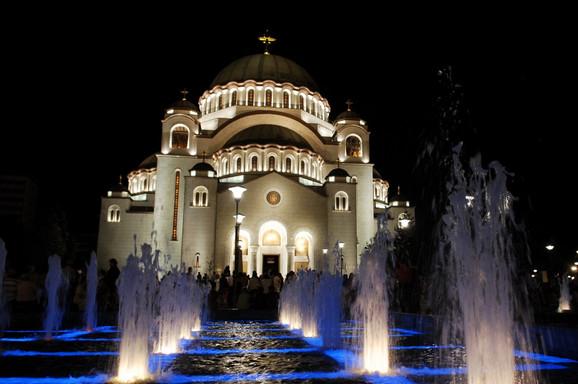 Jedna od najvećih pravoslavnih crkava na svetu