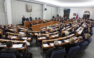 Karczewski, Borusewicz, Morawska-Stanecka i Kamiński - wicemarszałkami Senatu