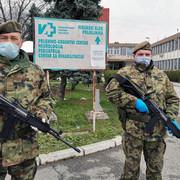 Valjevo bolnica foto tanjug ministarstvo odbrane republike srbije