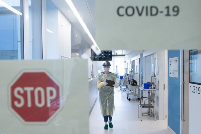 Sestra sa prve linije borbe sa virusom