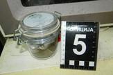 NIS03 U porodicnoj kuci u Aleksincu nadjena laboratorija za uzgoj marihuane foto MUP Srbije