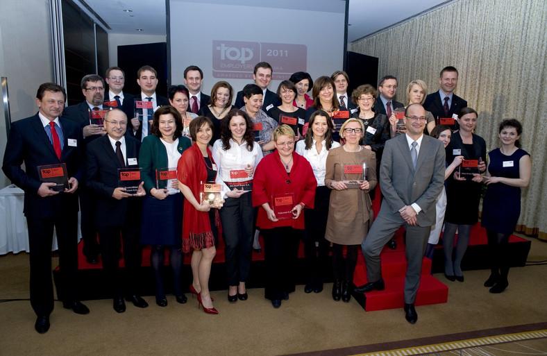 Top Employers Polska 2011