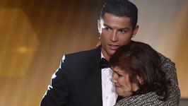 Mama nie zapomniała o urodzinach Cristiano Ronaldo