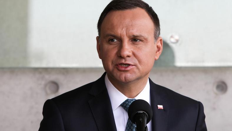 Andrzej Duda pozostaje liderem rankingu zaufania do osób publicznych
