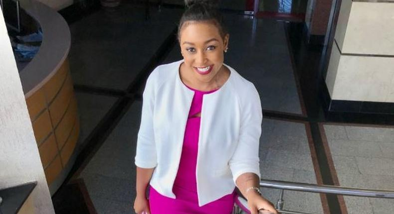 Betty Kyallo angers fans with latest stunt