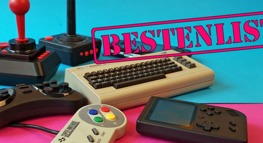 Bestenliste: Die besten Retro-Konsolen