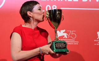 Olivia Colman otrzymała nagrodę dla najlepszej aktorki w Wenecji