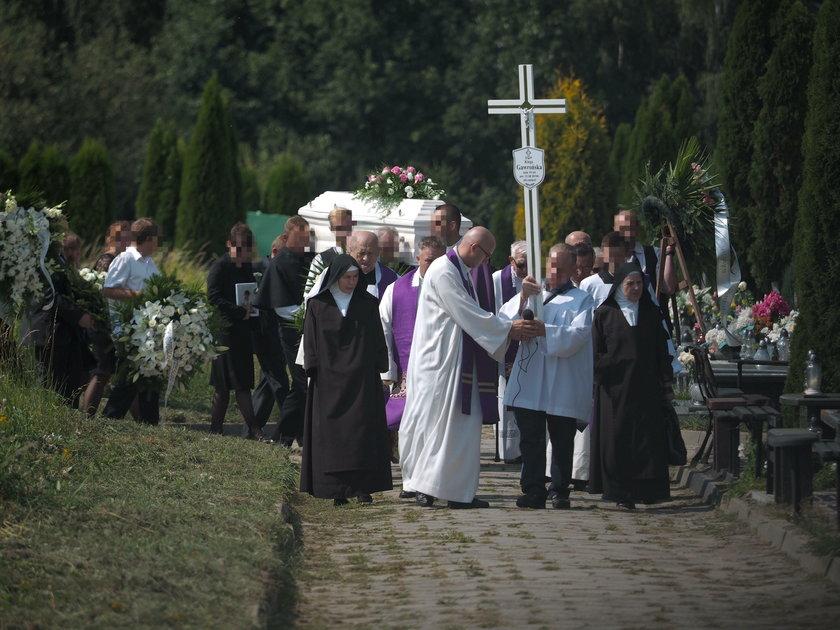 Pogrzeb 10-latki w Łodzi. Zabił ją pijany kierowca