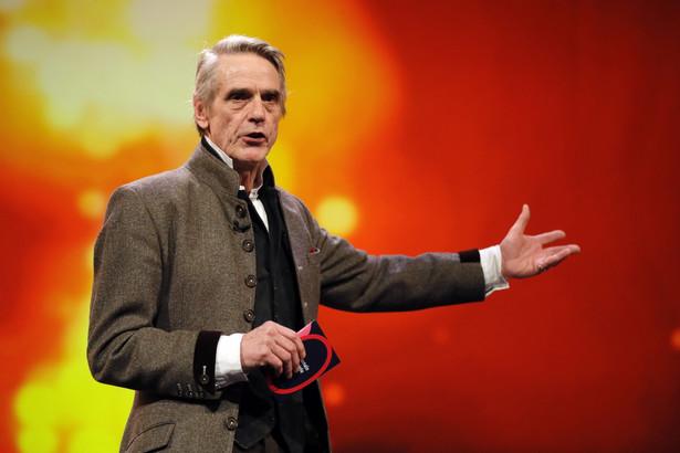 70.Berlinale: Jeremy Irons - przewodniczący jury