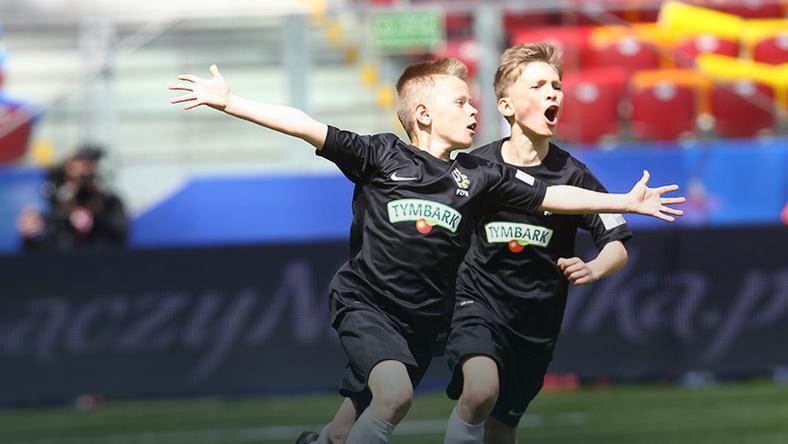 Na stadionie PGE Narodowy poznamy najlepszych młodych piłkarzy w Polsce