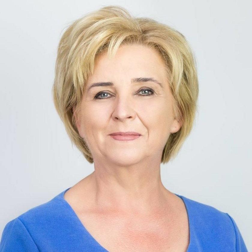 Bożena Wieloch (59 l.), wójt gminy Lipie