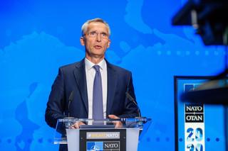 W Brukseli rozmowy szefa NATO z szefami instytucji UE o sytuacji w Afganistanie