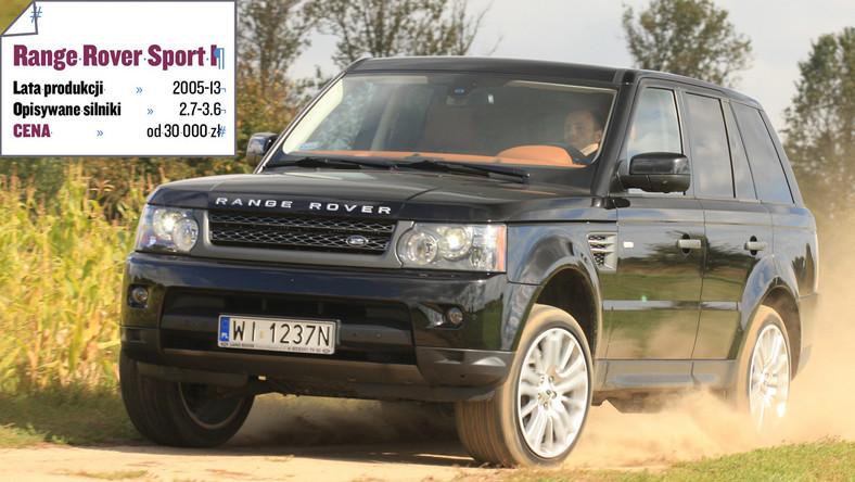 Range Rover Sport - jest prestiż, są wydatki - test