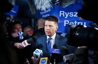 Petru o taśmach: To kolejny dowód na konieczność wymiany elit politycznych