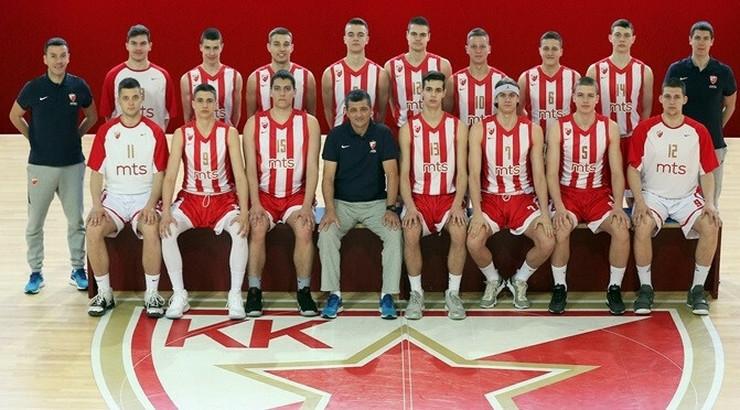 KK Zvezda juniori